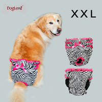 DogLemi Extra Large Sexy Female Dog Diapers Large Pet Pants Washable