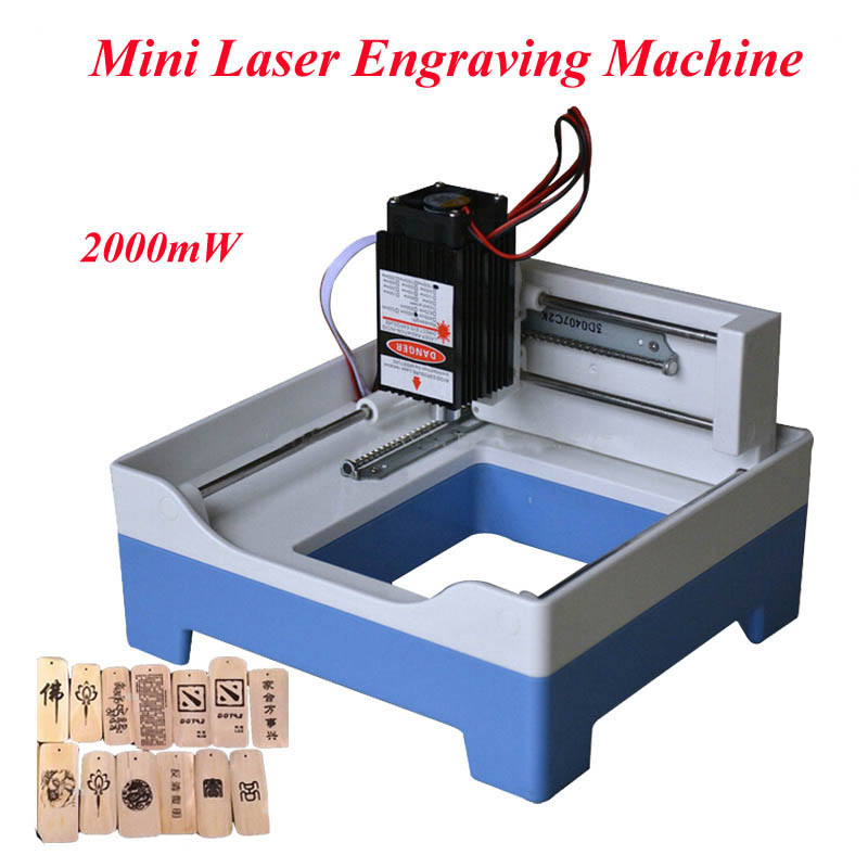 2000mw USB Engraver Mini Laser Engraving Machine DIY Laser Engraver DIY Engraving Machine 1pcs usb engraver mini laser engraving machine diy laser engraver 1000mw