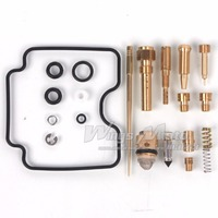 Carb Rebuild Kit Repair For Yamaha Grizzly 660 4x4 2002 2003 2004 2005 YFM660FW