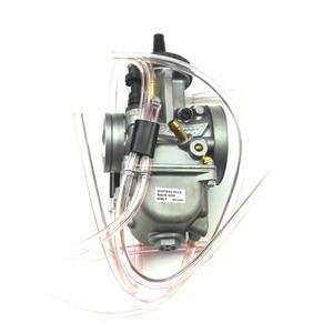 Image 3 - オリジナル34ミリメートル36ミリメートル38ミリメートル40ミリメートル42ミリメートルpwkキャブレターcarburadorユニバーサル2t 4tエンジンオートバイスクーターutv atv