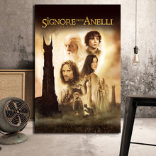 The Return Of King Lord Rings Canvas Prints Picture Modular Paintings For Living Room Poster On Wall Home Decor