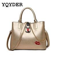 2017 Bags Women Luxury Handbags Designer Female Handbag High Quality PU Leather Shoulder Bags Promotional Grande