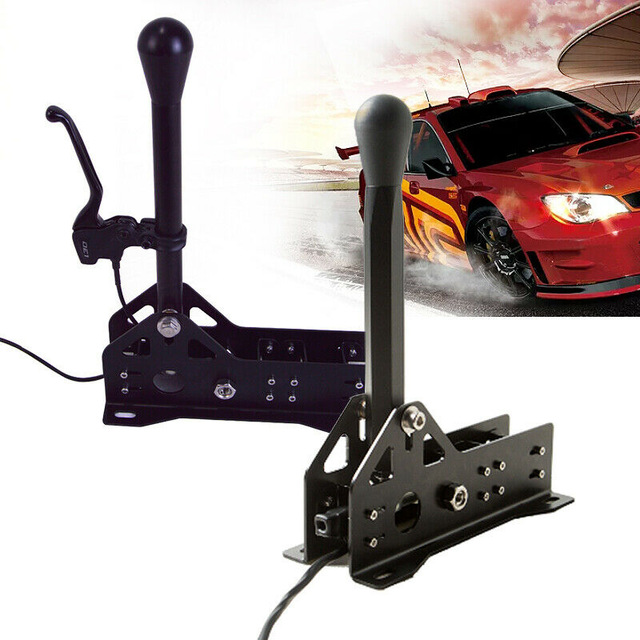 US $259 93 |New Fashion PC Racing Games SRS Sequential Shifter Gearshift  SIM For G29 G27 TH8A Adjustable With N Gear Switch Car PC USB-in Action &  Toy