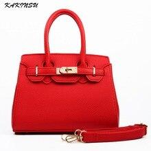 Kakinsu бренд меховой моды женщин сумка сумки женщины известный дизайнер женщины кожаные сумки класса люкс дамы сумки плеча мешок