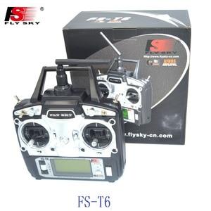 Flysky FS-T6 2.4G 6CH Transmit