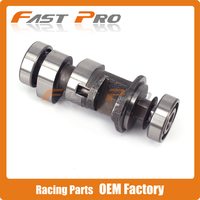 Motorcycle Cam Shaft Camshaft Main Gear For ZONGSHEN 77MM NC250 250cc KAYO T6 K6 BSE J5 RX3 ZS250GY 3 4 Valves Parts
