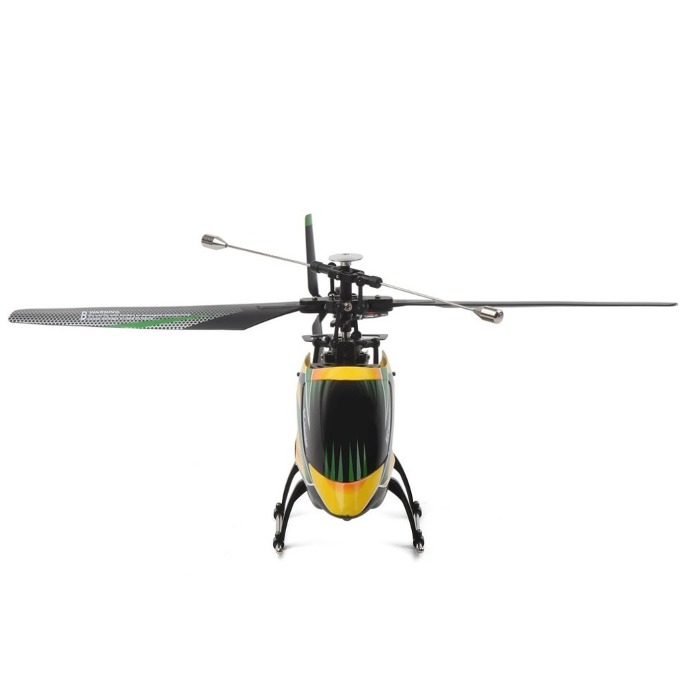 Wltoys V912 Brushless 2.4G 4CH Single Blade High efficiency Motor RC Helicopter Suitable for both Indoor and Outdoor Flying yukala yukala free shipping v912 31 tail motor set spare parts for v912 4ch single blades radio control rc helicopter model