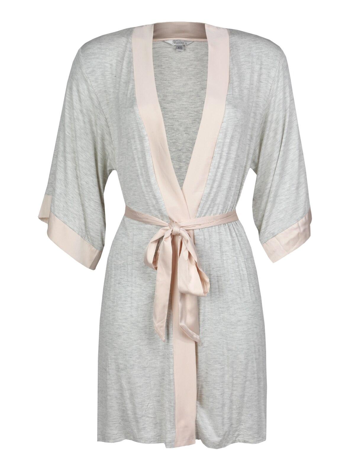 Kimono Robe With Belt
