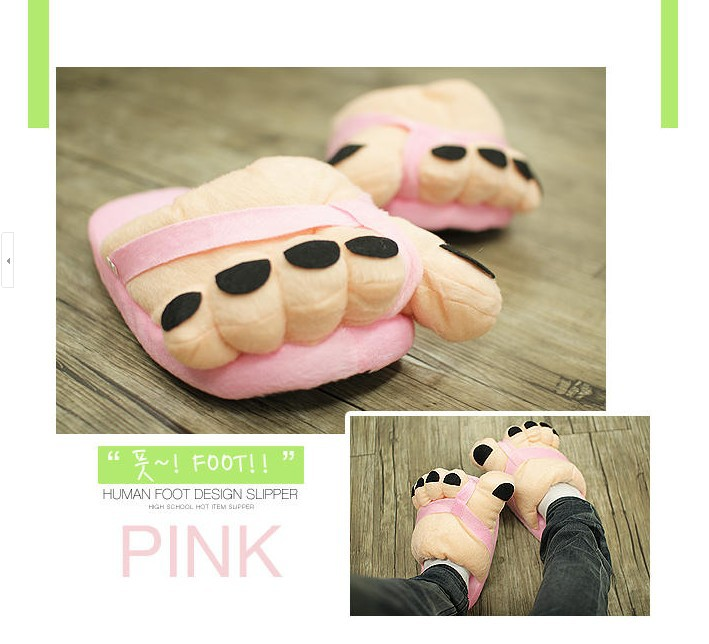 Most Popular Gifts For Christmas 2014 Part - 18: 2014 The Most Popular Birthday Gift Ideas Catlike Slippers Toys Christmas  Gift,5 Color Options Free Shipping-in Stuffed U0026 Plush Animals From Toys U0026  Hobbies ...
