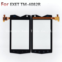 Touch Screen Digitizer Glass Panel For Texet TM-4082R