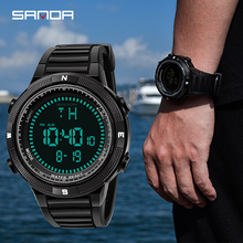 Smartwatch Rose Gold Reloj Shockproof Sport Watch Men Luxury Red Black Watch Waterproof Watch With Date And Time Digital Watch rga r 987 digital watch for men red