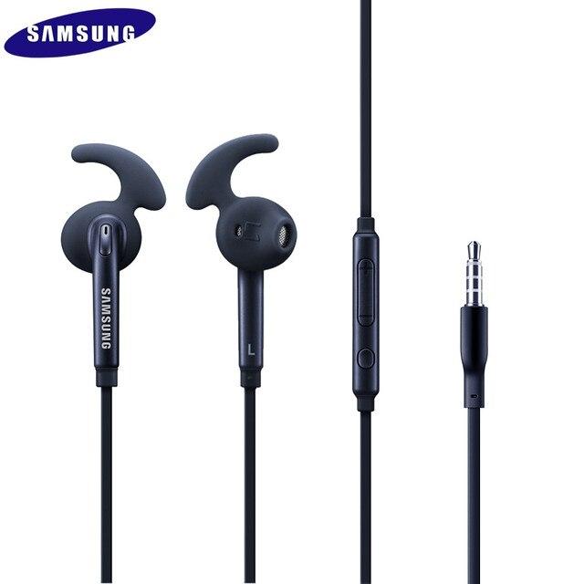 20 PCS Hohe Qualität EO EG920 3,5mm In Ohr Stereo Kopfhörer mit Mic Logo Sport Freisprecheinrichtung Für samsung Galaxy S7 /S7 rand