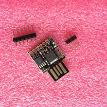 1pcs Digispark kickstarter development board ATTINY85 module for Arduino usb