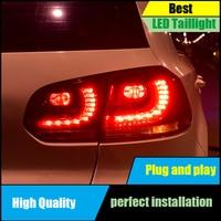 Car Styling For VW GOLF 6 MK6 GOLF6 R20 2009 2013 TAIL Lights LED Tail Light