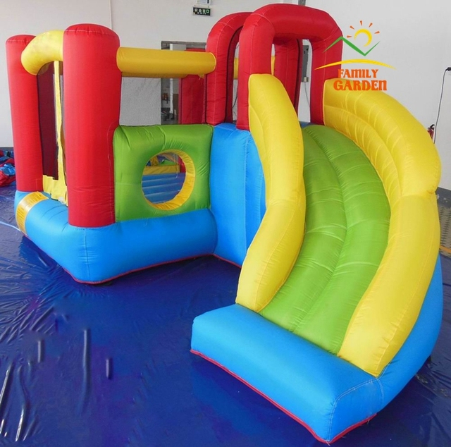 juegos inflables piscina