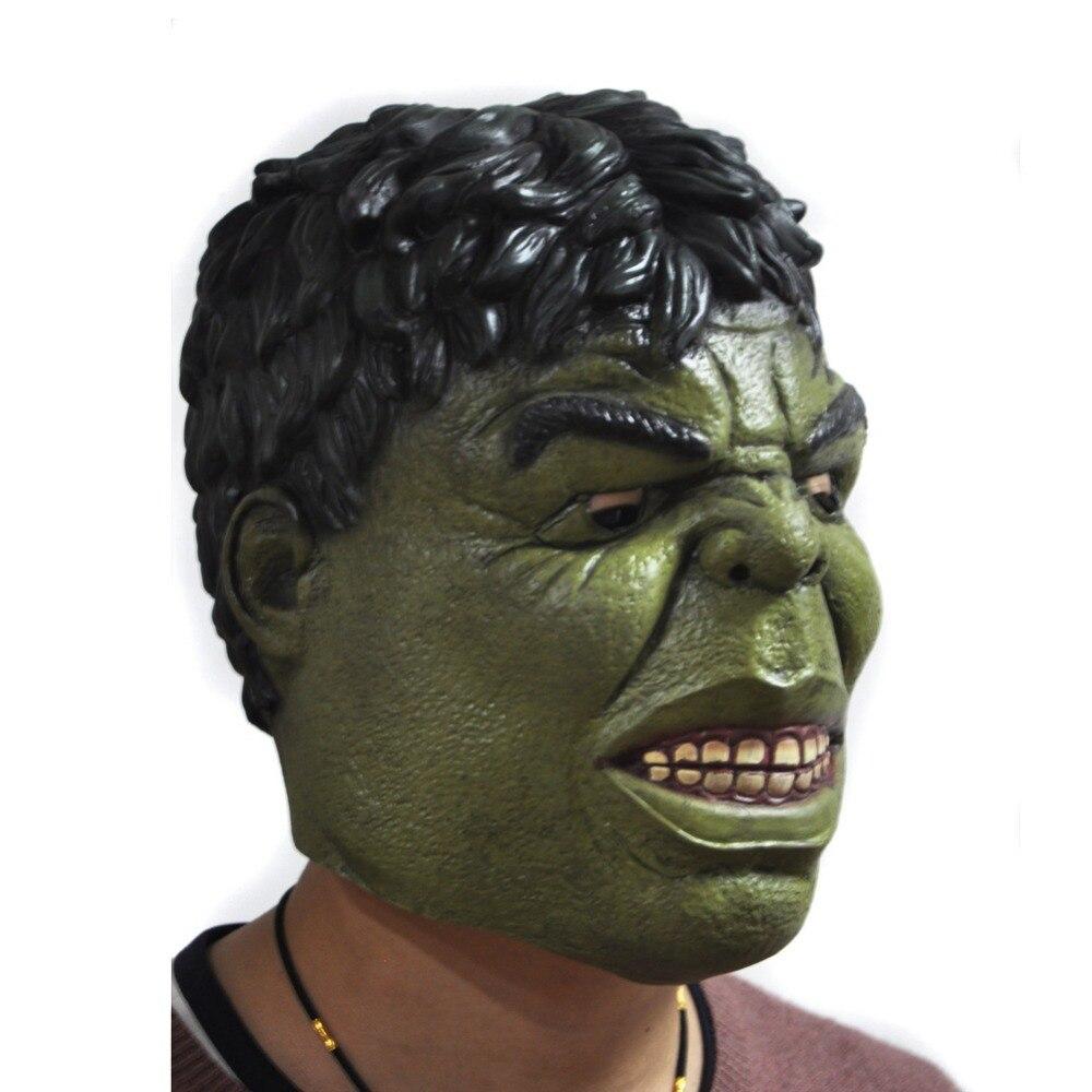 Movie latex masks