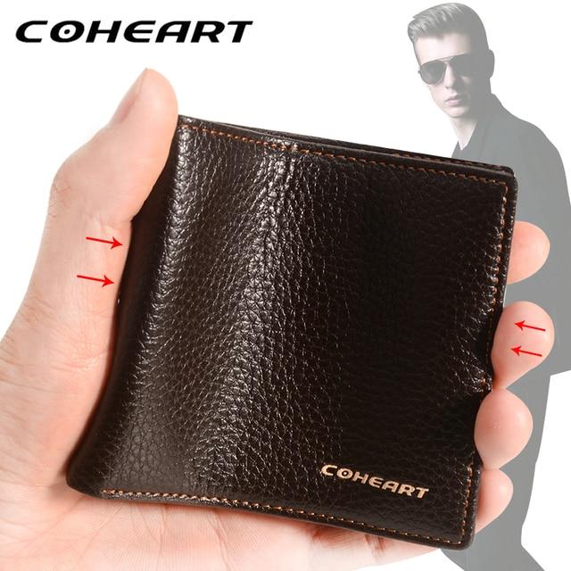 businessmen's Leather Wallet
