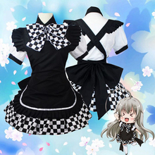 Nyarukosan cosplay battle dress adultos traje de la criada trajes mujeres la ropa del anime japonés fanycy dress