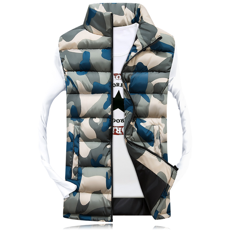 mountainskin для мужчин камуфляж зимний жилет для мужчин куртка без рукавов повседневное мужской женский камуфляж жилет тонкий Fit брендовая одежда sa031