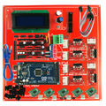 Reprap Ramps 1.4 Kit With Mega 2560 r3 + Heatbed mk2b + 2004 LCD Controller + A4988 Driver + Endstops For 3D Printer