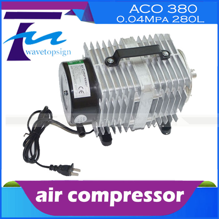 цены  Air Compressor  ACO 380   0.04Mpa 280L/Min  380W 220v  50HZ 60HZ