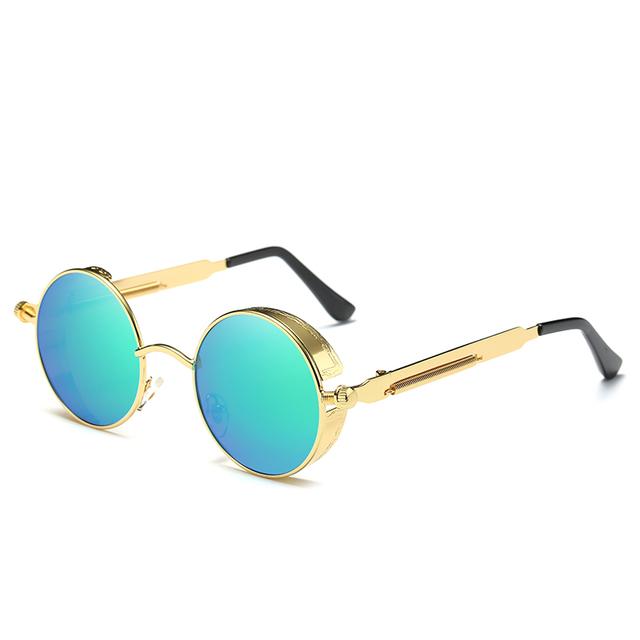 Aoron Steampunk Sunglasses
