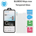 Bluboo Maya Max Premium Tempered Original Glass Film Scratch-proof Protective Steel Film For Bluboo Maya Max Mobile Accessories