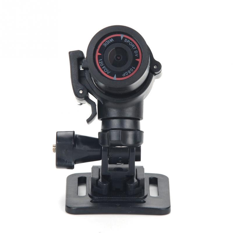 NEW F9 FULL HD 1080P 3MP AIV Small Aluminum Sport Action Helmet Camera DV DVR Sport CAM extreme sport Camcorder