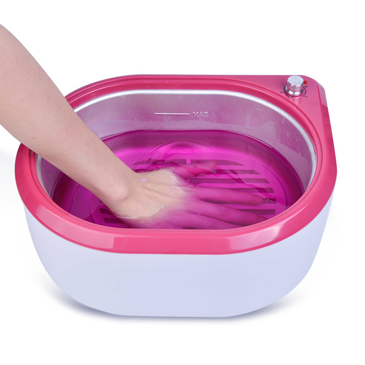 5L grand chauffe-cire paraffine électrique chauffe-cire Kit main et corps plus chaud Salon de beauté bain de pied cire épilation à la cire Pot