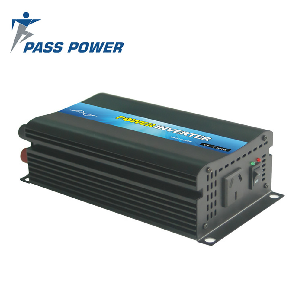 цена на CE SGS RoHS Approved 300W Pure Sine Wave Micro Solar Power Inverter
