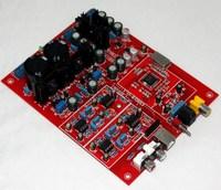 ES9018 decoder board (without ES9018IC)