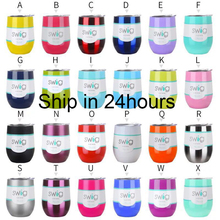 Factory Price Swig Wine Beer Cup Insulated Thermos Travel Milk Coffee Mug Vacuum Tumber Mugs Tumbler of 9OZ egg Shaped with Lid недорго, оригинальная цена