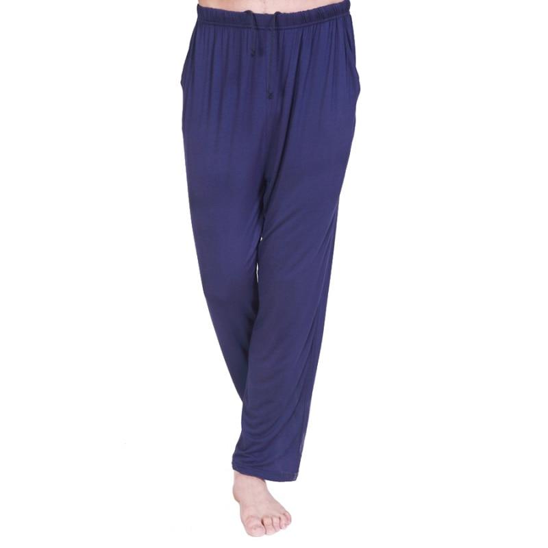 Mens Pants Casual Trousers Lounge Loose Pantaloons Homes ...