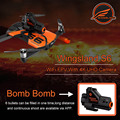 Wingsland S6 Карман Drone RC Quacopter Wi-Fi С 4 К HD Камера Избегание Препятствий