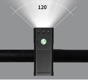 Image 3 - TRLIFE 5200mAh Bicycle Light 3*L2/T6 USB Rechargeable Bike Lamp IPX5 Waterproof LED Headlight as Power Bank MTB Bike Accessories