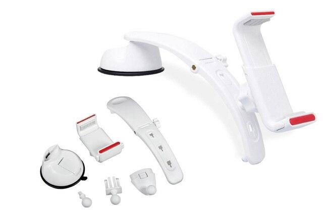 Автомобиль Air vent Клип Окно Всасывания Dashboard Стенд Мобильный Телефон Автомобиль держатель Крепления Для Doogee F5 Y300, F3 F3 Pro, X5 MAX X5S X3 T6