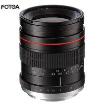 35 millimetri F2.0 Ampio Angolo di Messa A Fuoco Manuale Macro Prime Lens Adattatore Full Frame per Canon EOS 60D 70D 750D 650D 5DII 5 DIII Telecamere