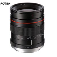 35mm F2.0 Wide Angle Manual Focus Macro Prime Adapter Lens Full Frame for Canon EOS 60D 70D 750D 650D 5DII 5DIII Cameras