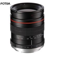 Lente adaptador Macro Prime de enfoque Manual de 35mm F2.0 gran angular, marco completo para cámaras Canon EOS 60D 70D 750D 650D 5DII 5diii