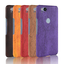 купить For Google Pixel 2 Case Hard PC+PU Leather Retro wood grain Phone Case For Google Pixel2 Cover Luxury Wood Case HTC Pixel2 5.0'' по цене 257.92 рублей