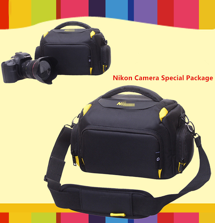 Tall Tripod Sling Backpack and More for Nikon D90 D810 D750 D5600 D5500 and All Nikon DSLRs