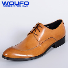 Luxury brand mens flat bottomed shoes burgundy mens topsiders shoes pointed toe boss gents shoes business formal shoes european