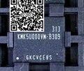 3 pçs/lote KMK5U000VM KMK5U000VM-B309