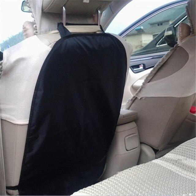 Auto Anti-schmutz Pad Auto Sitzbezüge Zurück Protektoren Für Kinder Kick Matten Organizer Schützt gegen Schlamm Schmutz