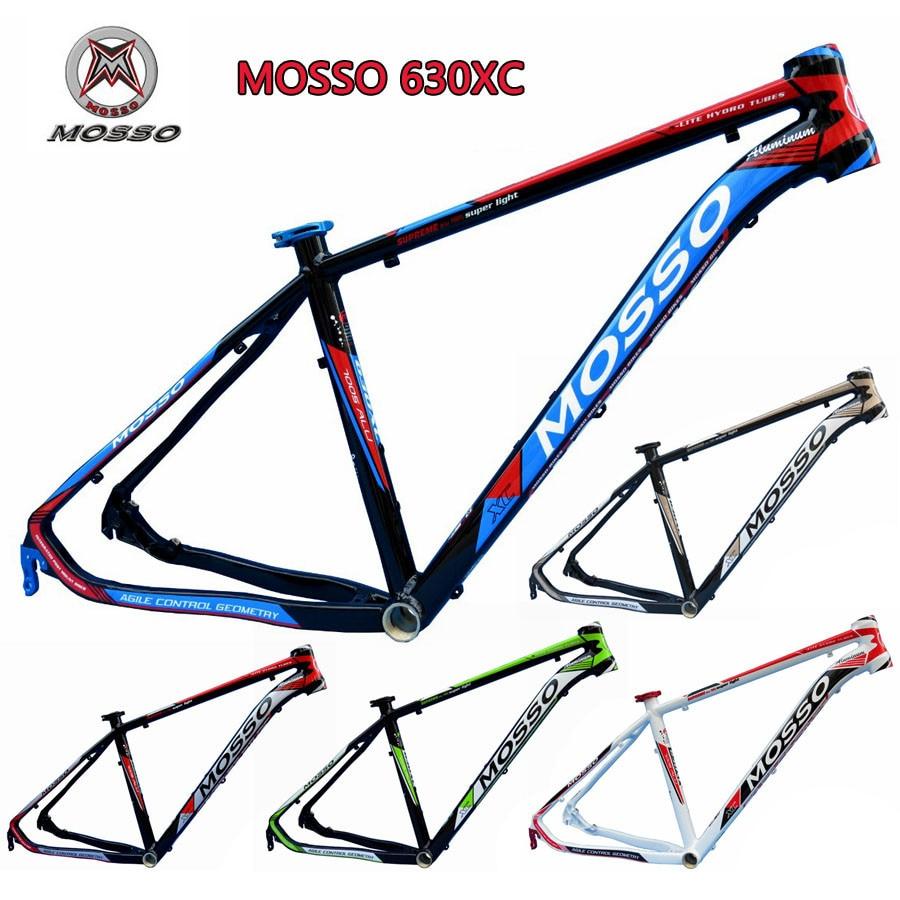 ჱhigh quality bike frame MTB authentic MOSSO 630XC aluminium alloy ...