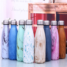 Creative BPA free Water Bottle Insulated Cup Stainless Steel Beer Tea Coffee Thermos Bottle Portable Travel Sport Water Bottles creative bpa free water bottle insulated cup stainless steel beer tea coffee thermos portable travel sport vacuum water bottles