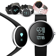 H09 bluetooth smart watch heart rate monitor de presión arterial gimnasio rastreador pasómetro smartwatch pulsera para ios android