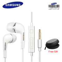 SAMSUNG Original Earphone EHS64 Headsets with Built-in Microphone 3.5mm In-Ear Wired Earphone For Xiaomi Smartphones