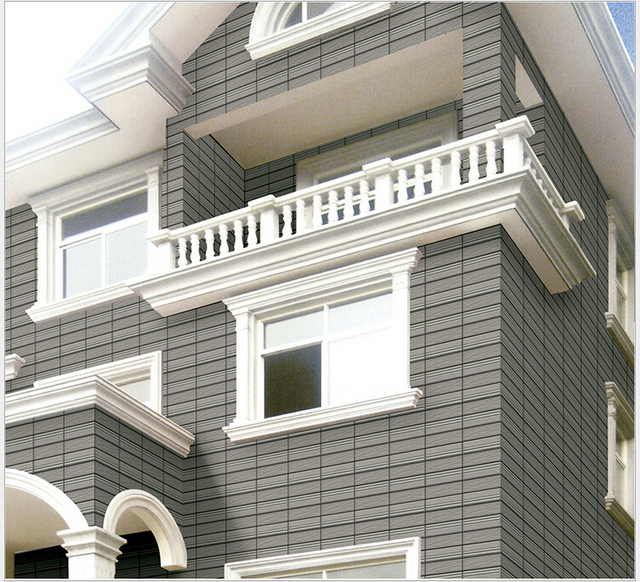 Exterior Wall Tiles 90 200 Mm Brick Insulation Waterproof Outdoor Characteristics