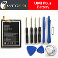 UMI PLus Battery 4000mAh 426486HV 100% New Replacement Battery  For UMI PLus Mobile Phone